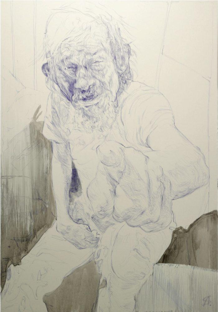 Alter Mann, 2012