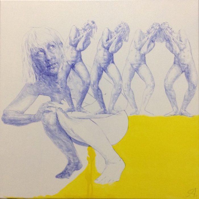 Die Schaffende, 2015