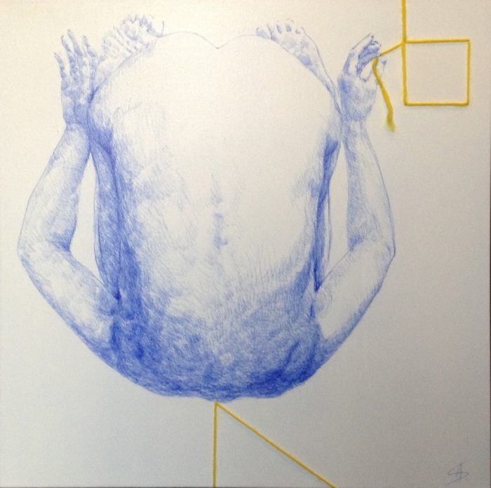 Kopflos im Quadrat, 2015
