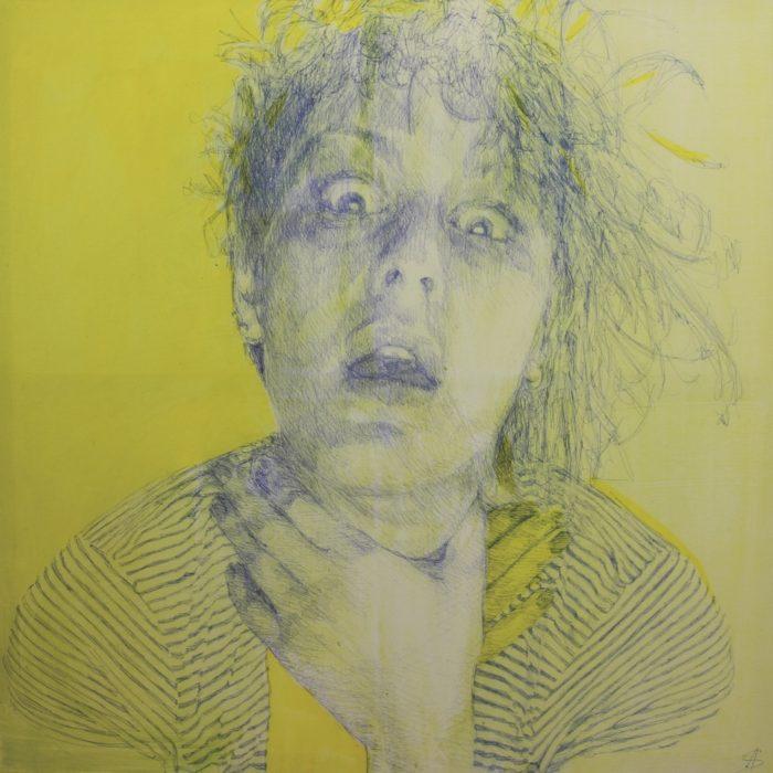 Selbstportrait, 2014